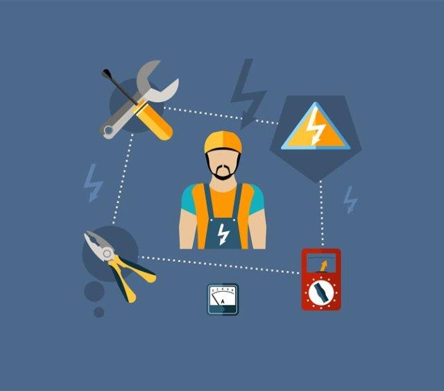 electricians on demand app