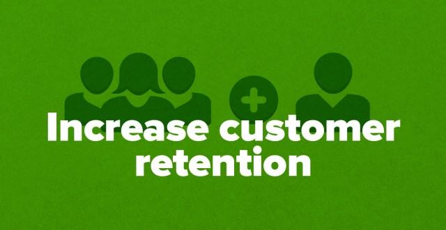 user retention