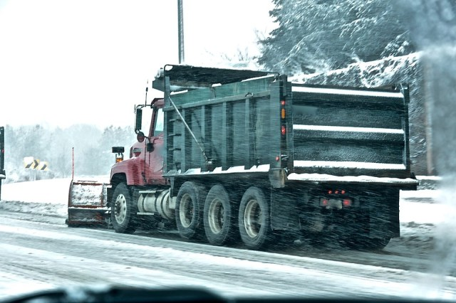 Snow Removal Business