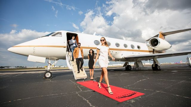 private plane business