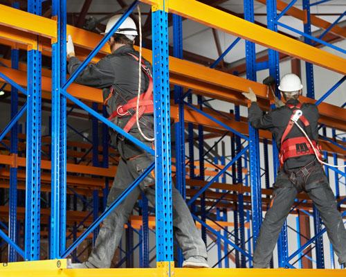 Industrial Storage Space