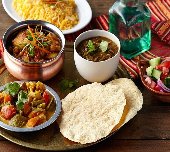 Food in India for Tourists