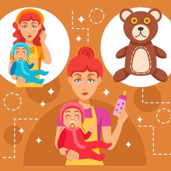 nannies on demand app