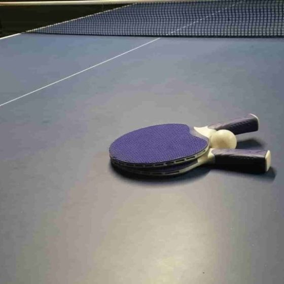 Table Tennis and Ping Pong