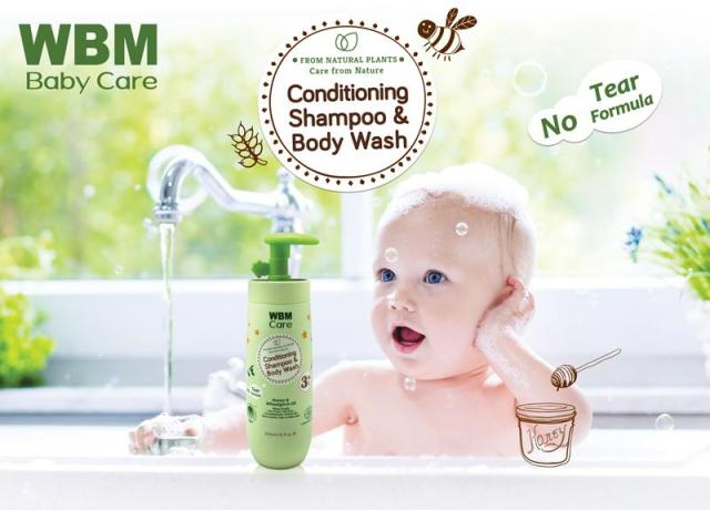 shampoo-and-baby-hair-conditioner