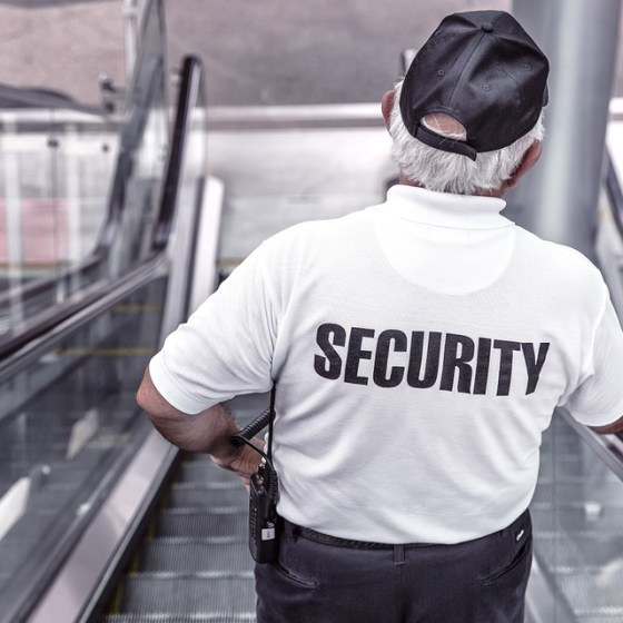 security services business