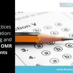 Best Practices for Education: Managing and Securing OMR Documents