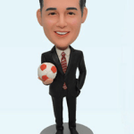 SOCCER LEGENDS WHO HAVE THEIR VERY OWN BOBBLEHEADS