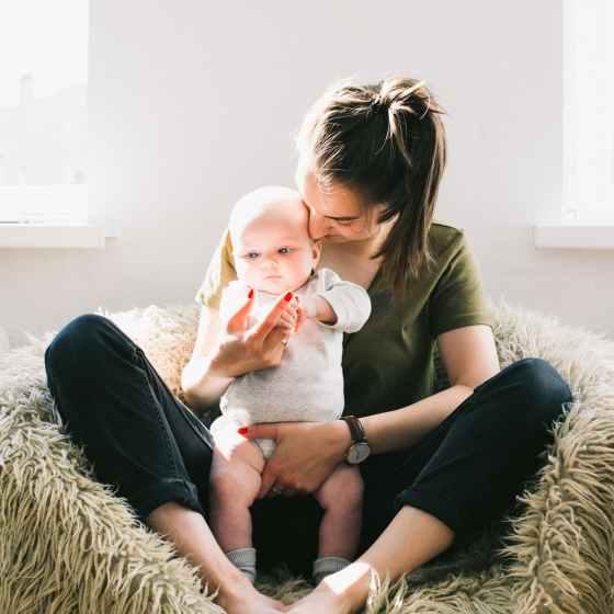 motherhood later