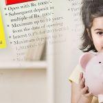 SSY Account: Should you invest in Sukanya Samriddhi Yojana?