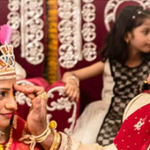 Enjoy of getting married at the marriage hall of the Art of Living ashram