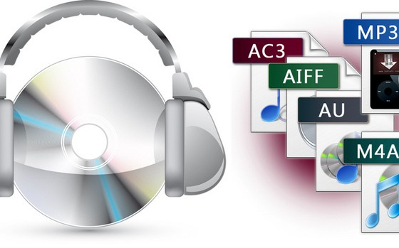 copy audio from dvd Disc