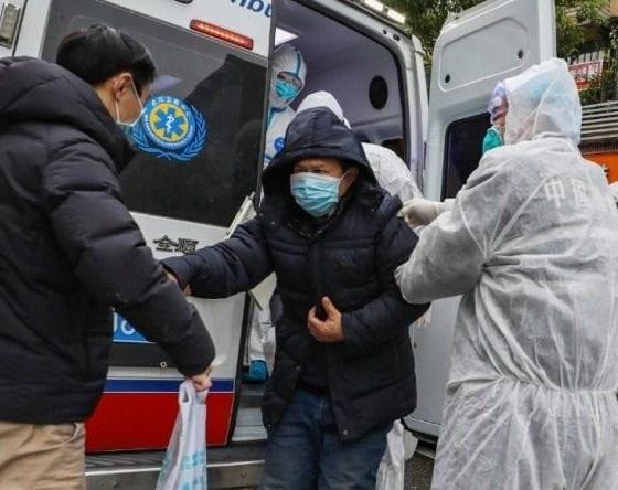 travelers scared of coronavirus