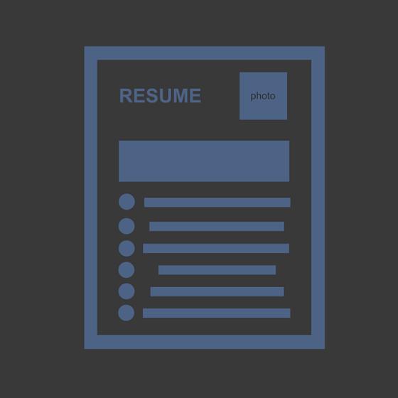 resume writing in digital world