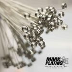 Methodological View on Setting Silver-Plated Materials