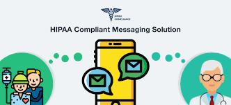 HIPAA-compliant text messaging app