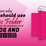 Learn Why you Should use Disc Folder Packages to Protect your CDs and DVDs.