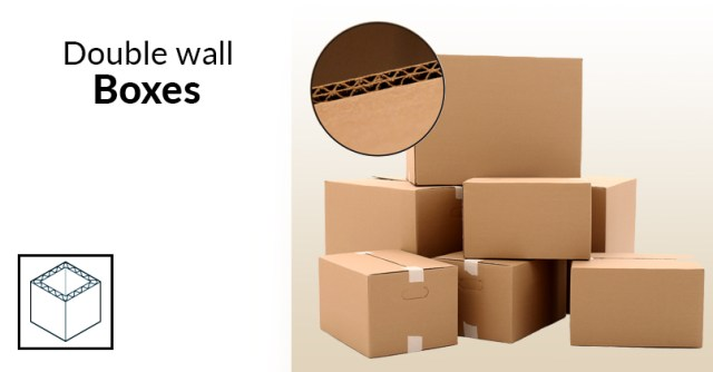 custom double wall boxes