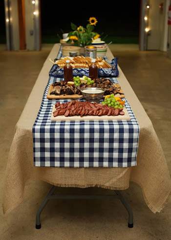 fun cooking party themes