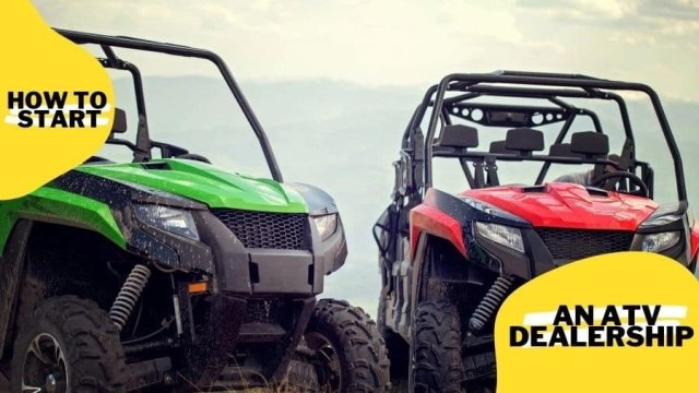 How to start a Powersports dealership