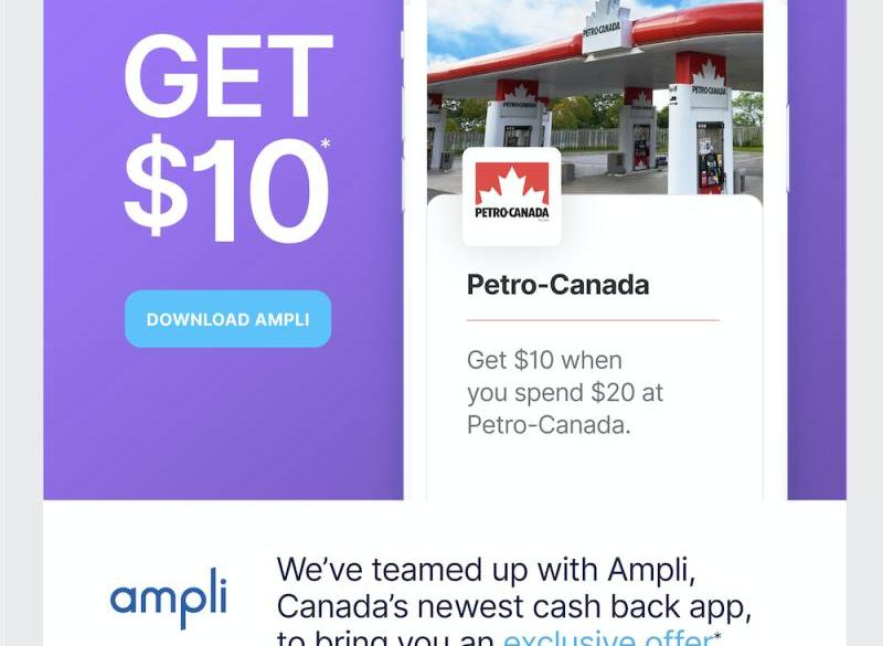 Ampli Cashback Partnerships