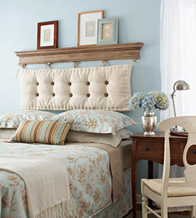 Making modern headboard ideas by your own   darbylanefurniture com Best 62 DIY Cool Headboard Ideas diy headboard ideas