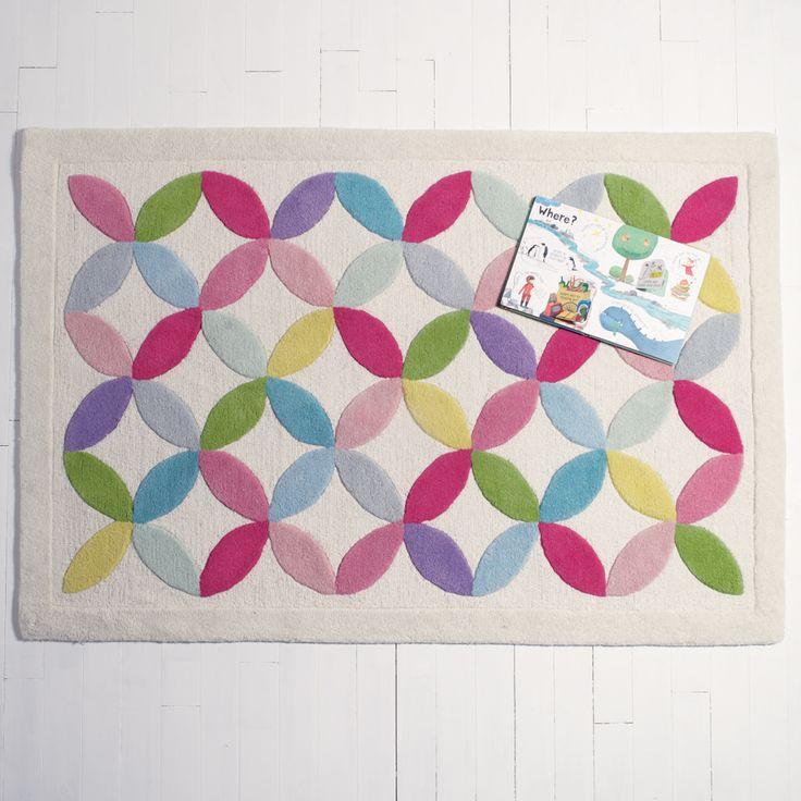 useful and beautiful rugs for girls - darbylanefurniture