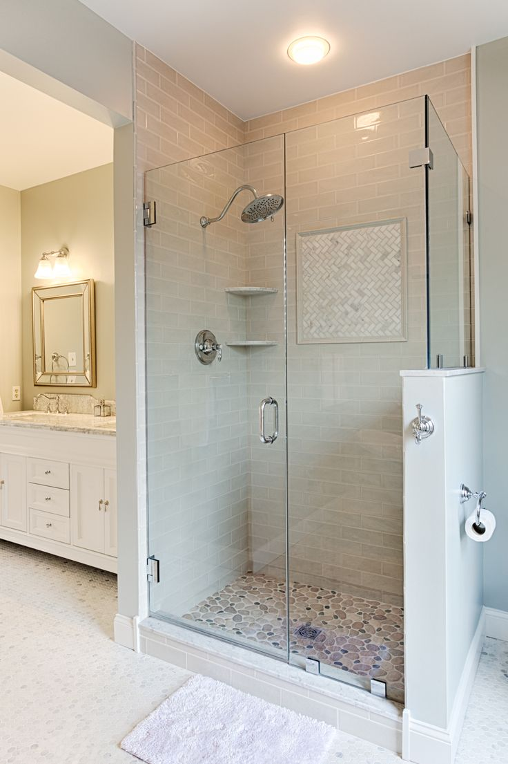 Shower Remodel Making The Bathing Experience Better