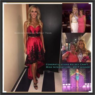 Miss International 2017 Kelsey Craft