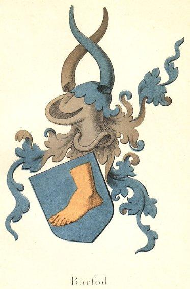 Barfod Crest