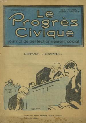 Le Progrès Civique