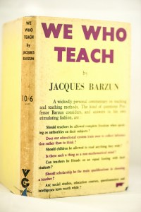 we who teach