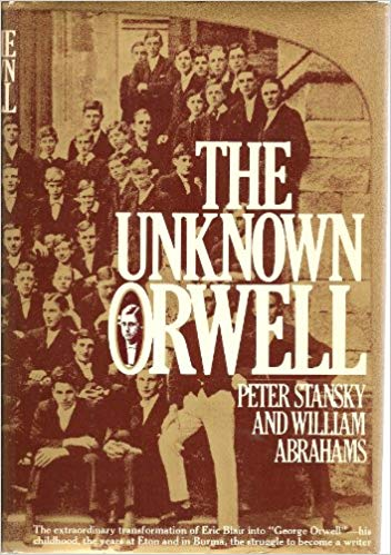 Homage to Stansky and Abrahams: Orwell's first biographers*