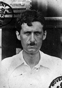 Eric Blair 1927