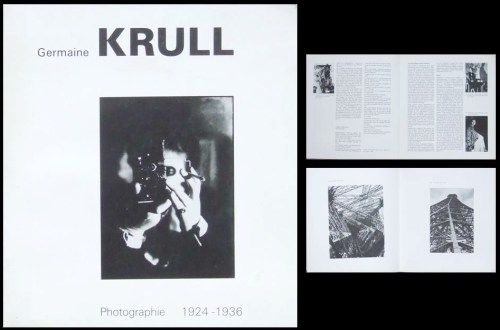Catalogue-Germaine-Krull-Photographie-1924-1936-Arles-1988