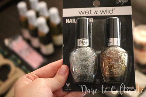 DIY Bridesmaid Box Fergie Nail Polish Wet N'Wild
