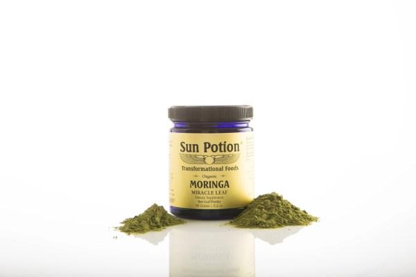 Sun Potion Moringa Overview
