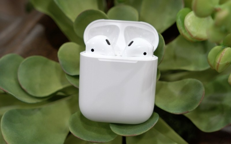 Win Apple Airpods!