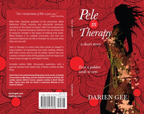 Pele in Therapy A Short Story by Darien Gee
