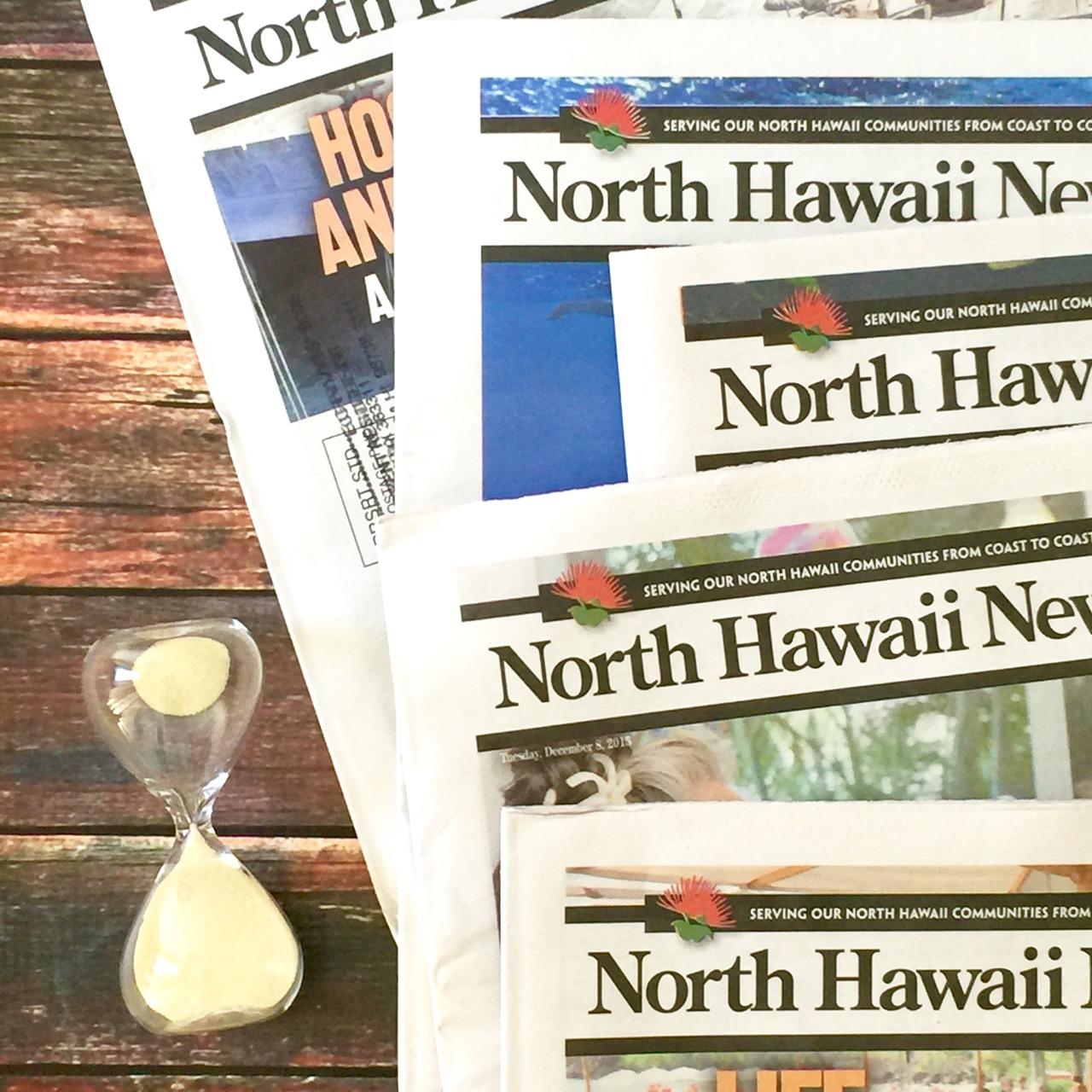 Writers Corner Column by Darien Gee in North Hawaii News ♥ www.dariengee.com