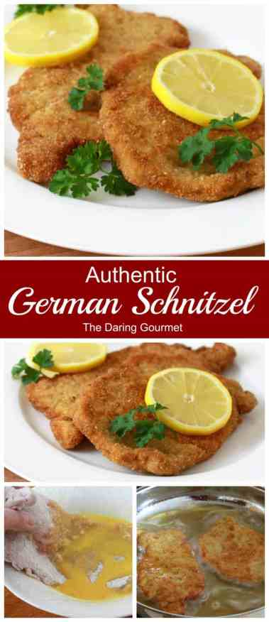 schnitzel recipe pork german austrian authentic traditional