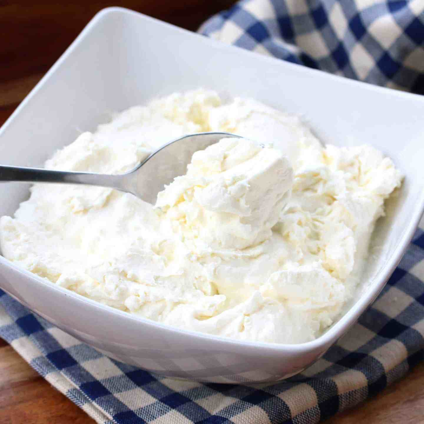 Mascarpone ingredient