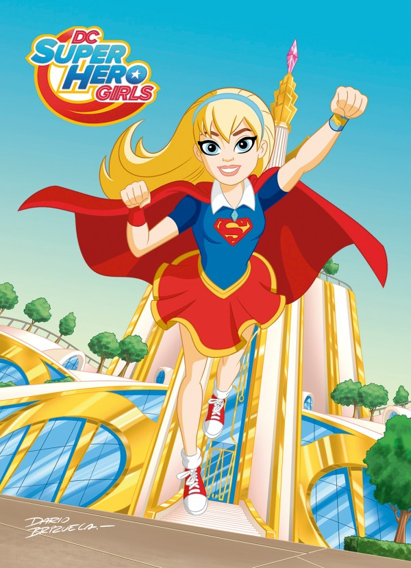 DC Super Hero Girls Supergirl