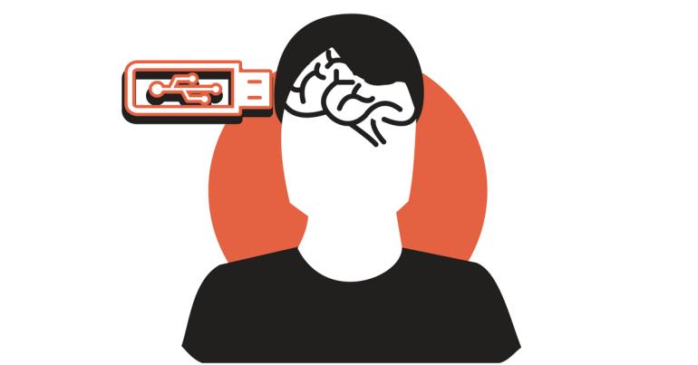 La conoscenza caricata nel cervello: tutti i vantaggi della nuova tecnologia
