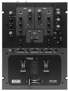 La scelta del mixer. Mixer a due canali professionale