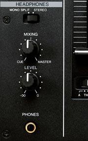 Zona Headphones per il preascolto con funzioni e attacco cuffie 6.5