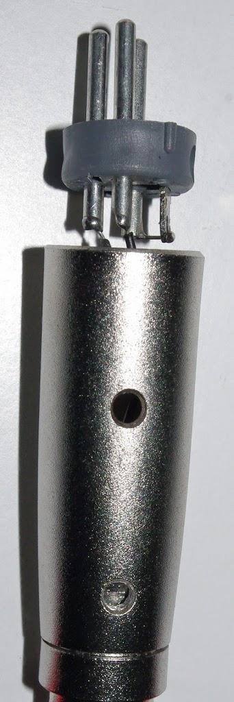 Schema Collegamento Xlr : Diy autocostruzione assemblaggio cavo bilanciato microfono xlr