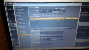 Mappatura mixer kontrol z2