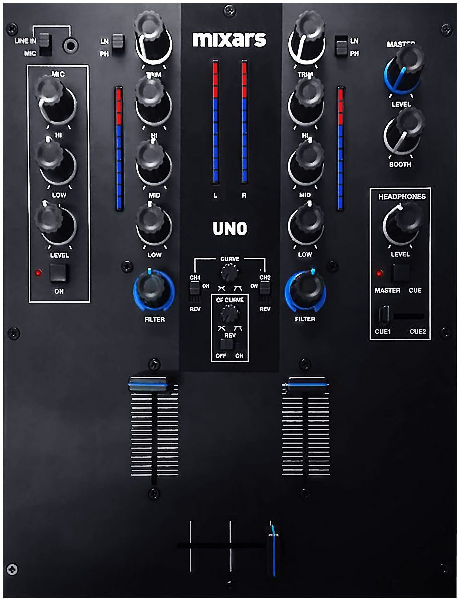 Mixars UNO battle mixer Kallisto