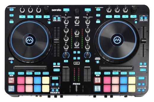 controller mixars primo